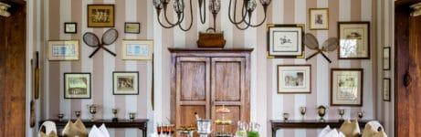 Sasakwa Lodge Interiors