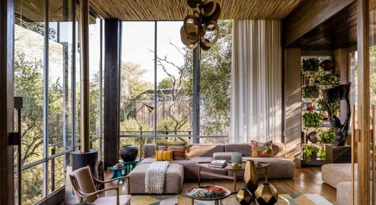 Singita Private Villa Indoor