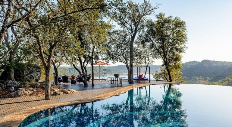 Singita Private Villa Pool