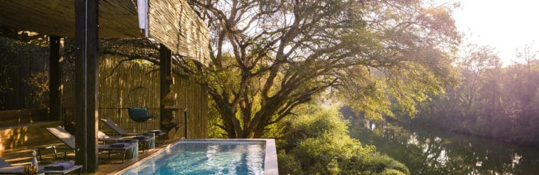 Sweni Lodge Pool
