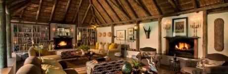 Tanda Tula Safari Camp Lounge