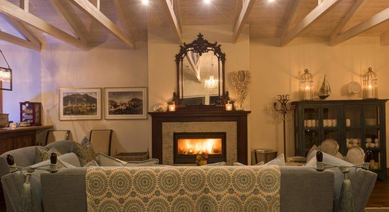 Tintswalo Atlantic Fireplace