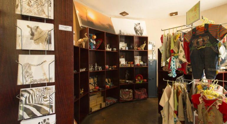 Tintswalo Safari Lodge Curio Shop