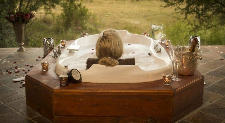 Tintswalo Safari Lodge Spa
