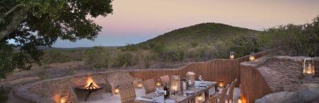 Uplands Homestead Outdoor Dining