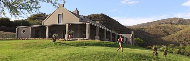 Wildehondekloof Game Reserve View