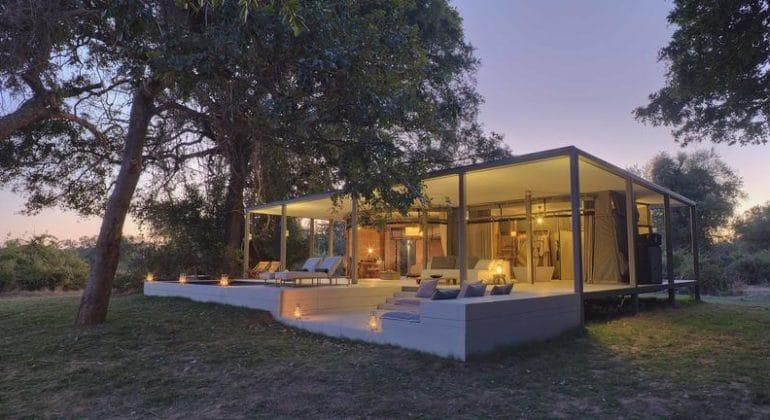 Chinzombo Villa
