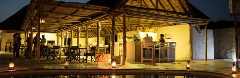 Damaraland Camp Bar And Pool