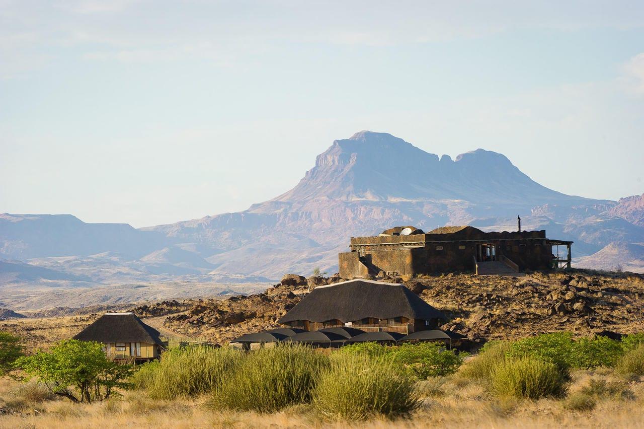Doro nawas damaraland namibia