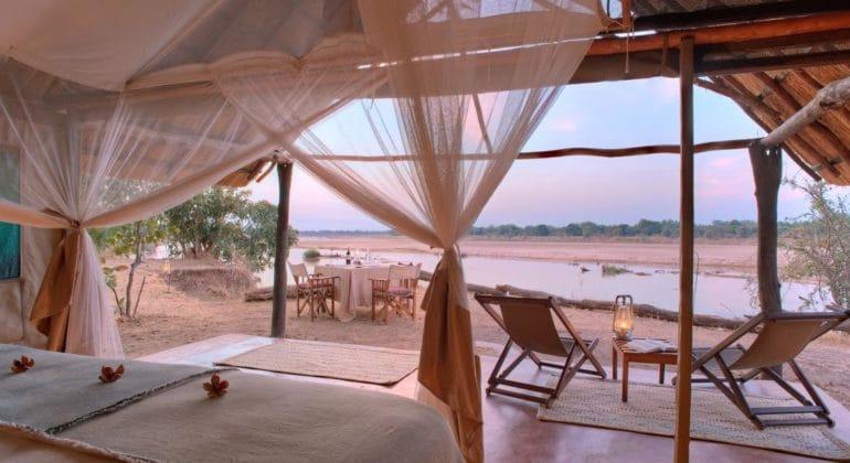 Kakuli Camp Bedroom