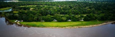 Kakuli Camp Top View