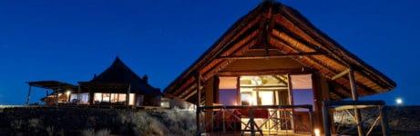 Kulala Desert Lodge Tent View