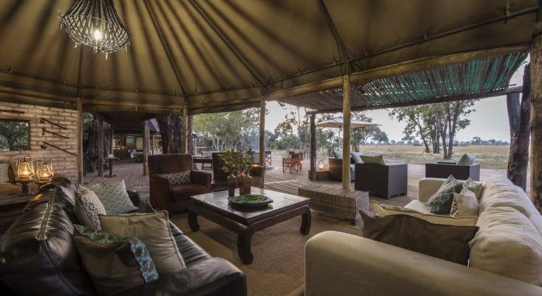 Little Makalolo Camp Lounge