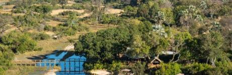 Little Tubu Aerial View