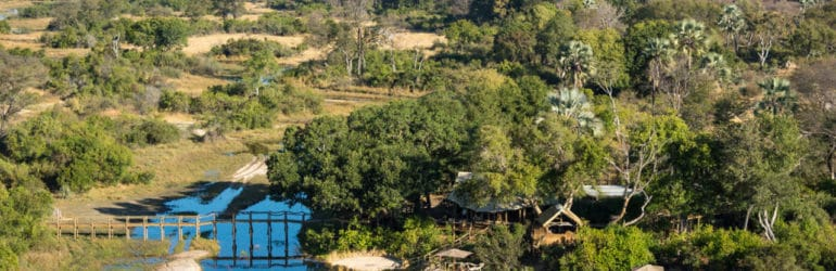 Little Tubu Aerial View