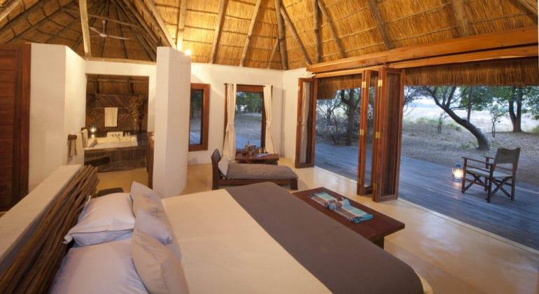 Luangwa River Camp Bedroom