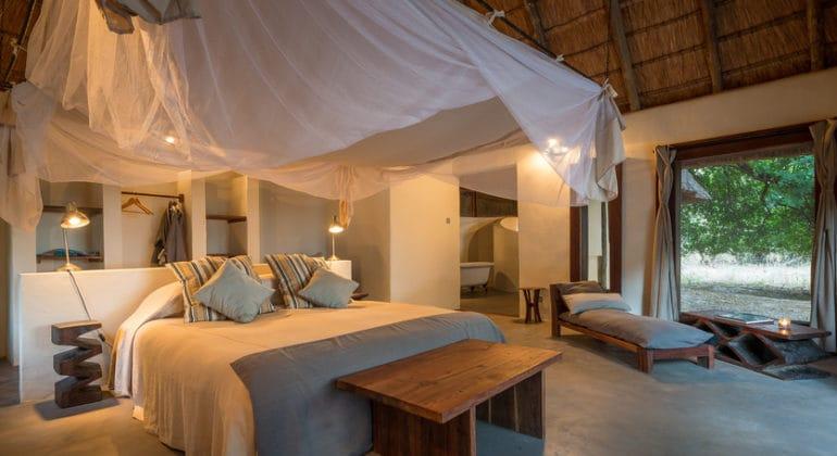 Luangwa River Camp Guest Room