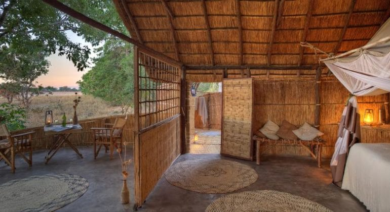 Luwi Camp Bedroom