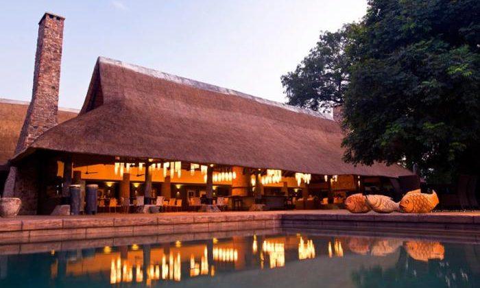 Mfuwe Lodge View