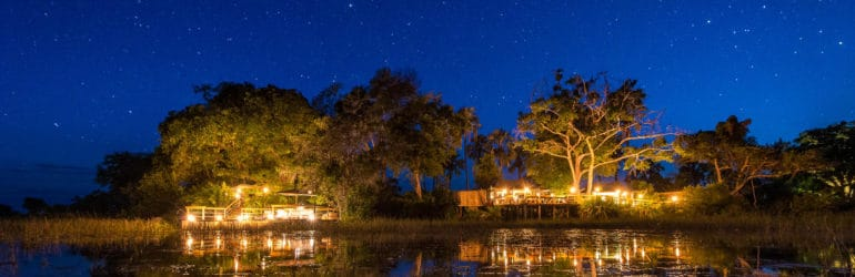 Pelo Camp Night View