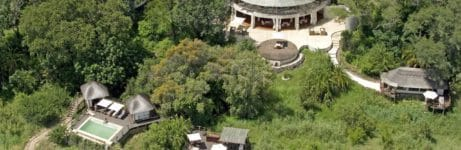 Sanctuary Sussi & Chuma View From Top