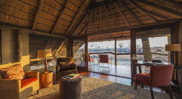 Savuti Camp Guest Room