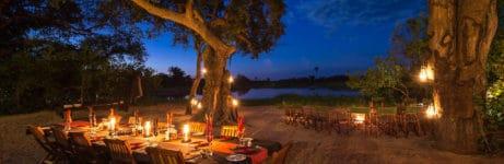 Seba Camp Ooutdoor Dining