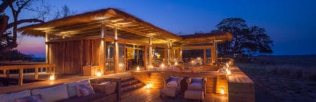 Shumba Camp Pool