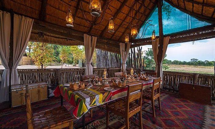 Zungulila Dining
