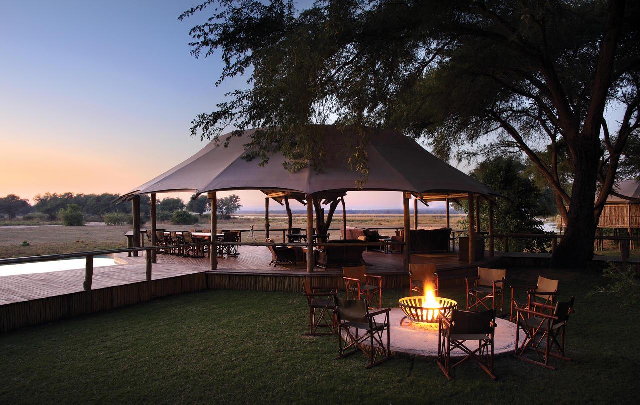 Anabezi Luxury Tented Camp Outdoor