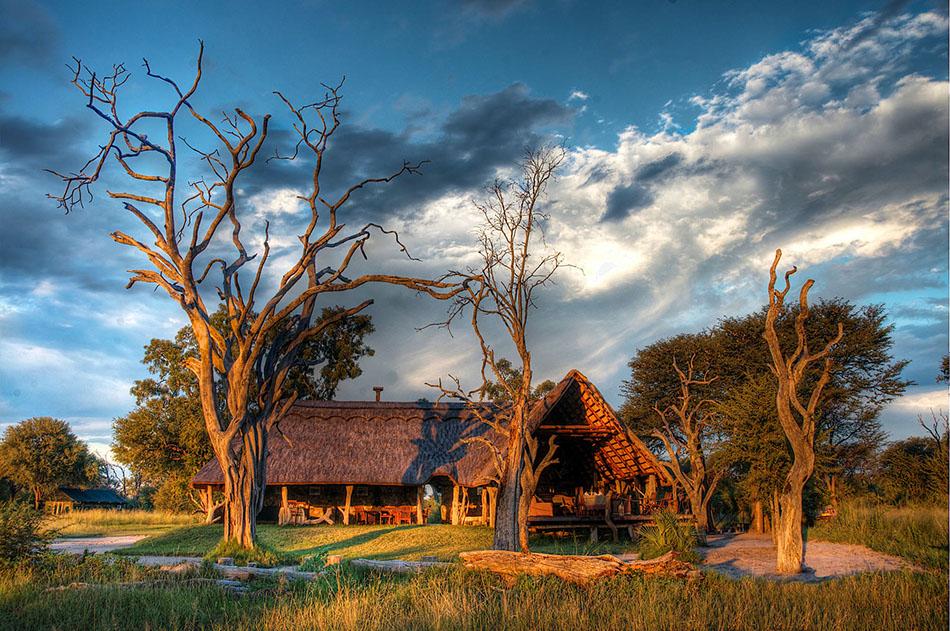 Bomani Tented Lodge View