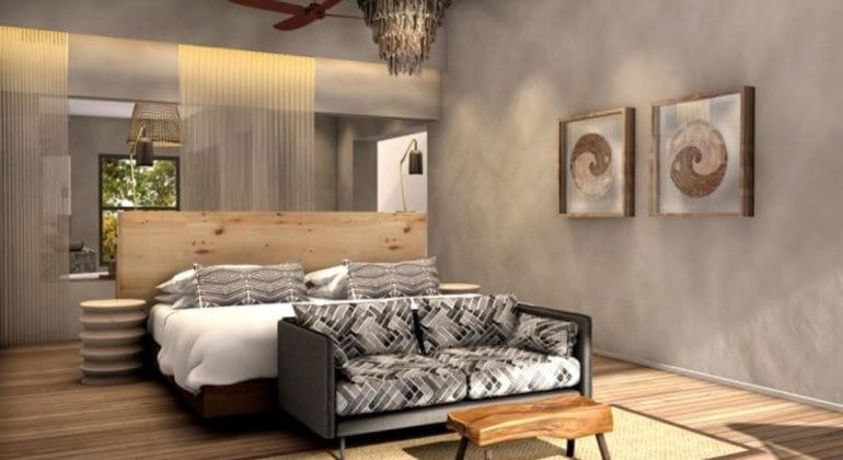 Bumi Hills Safari Lodge Bedroom