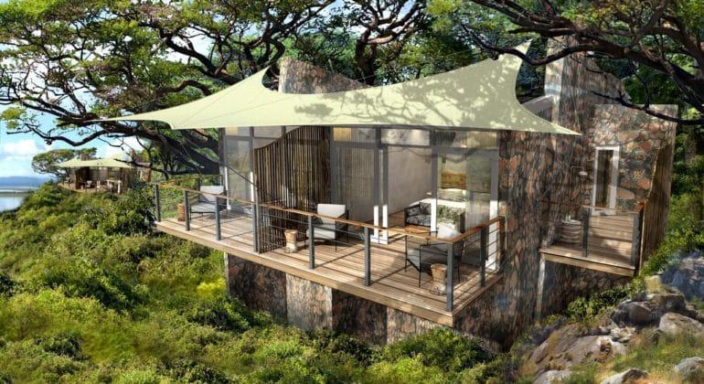 Bumi Hills Safari Lodge View