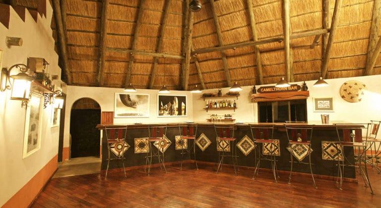 Camelthorn Lodge Bar