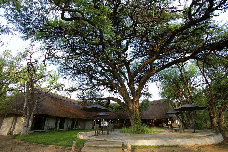 Camelthorn Lodge Main Lodge