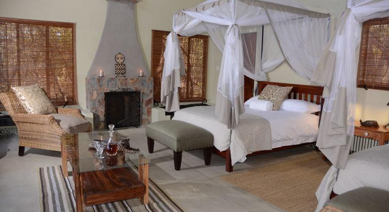 Camelthorn Lodge Villa