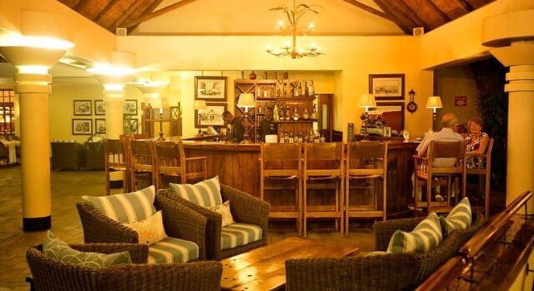 Ilala Lodge Bar