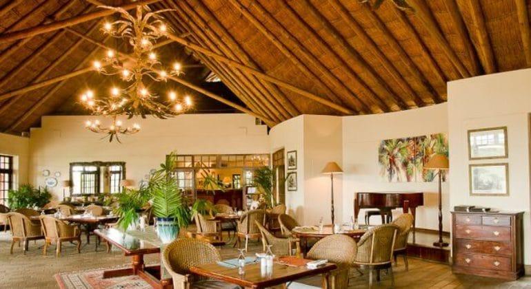 Ilala Lodge Dining