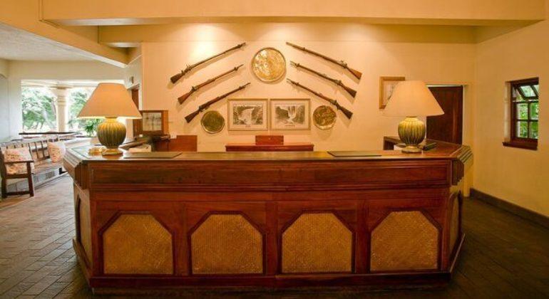 Ilala Lodge Reception