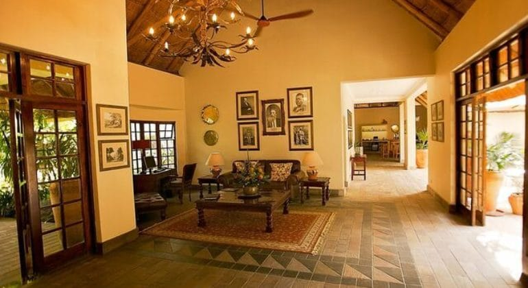 Ilala Lodge Sitting Area