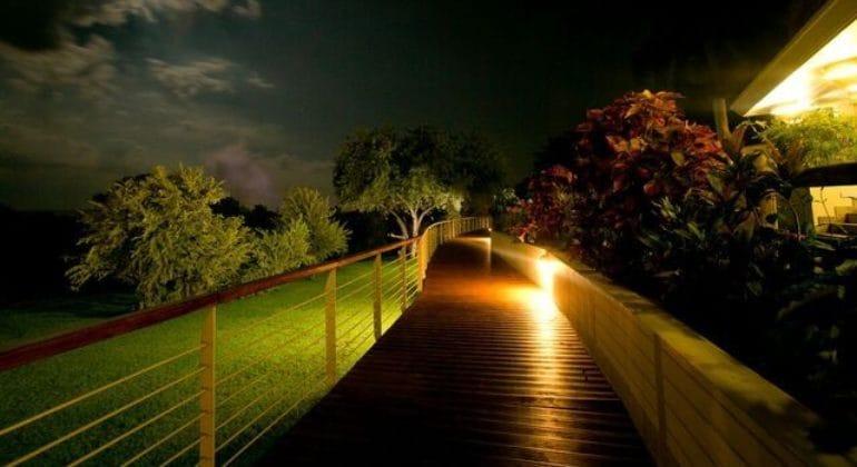 Ilala Lodge Walkway