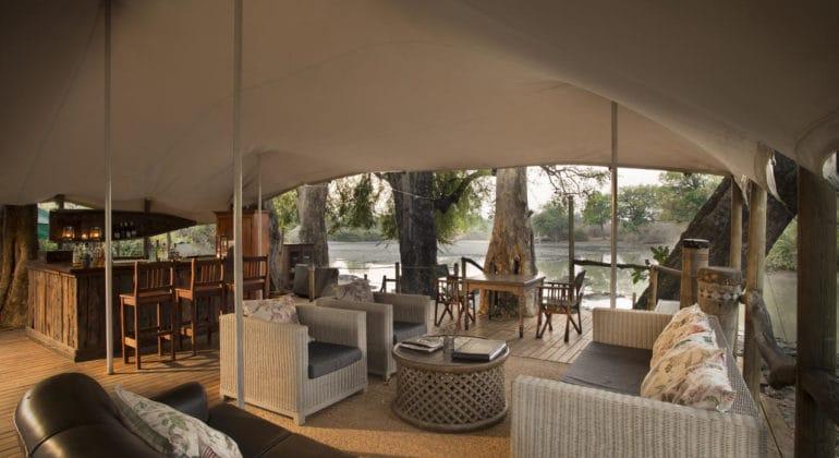 Kanga Camp Main Lounge