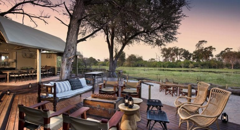 Khwai Tented Camp Outdoor