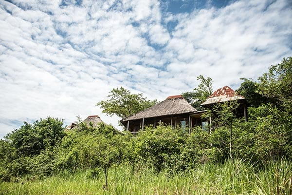 Kyambura Gorge Lodge Main Lodge