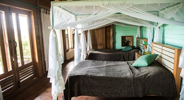 Kyambura Gorge Lodge Room 1