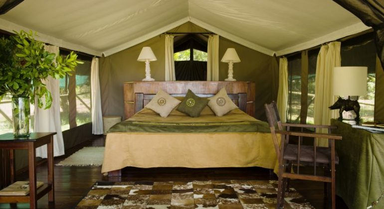Little Governors' Camp Bedroom