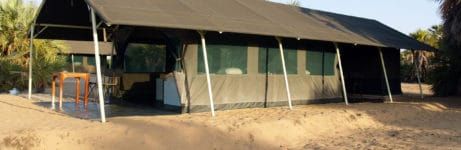 Lobolo Camp Tent View