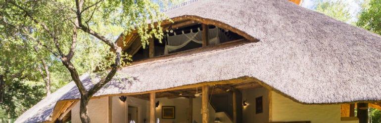 Lokuthula Lodges View
