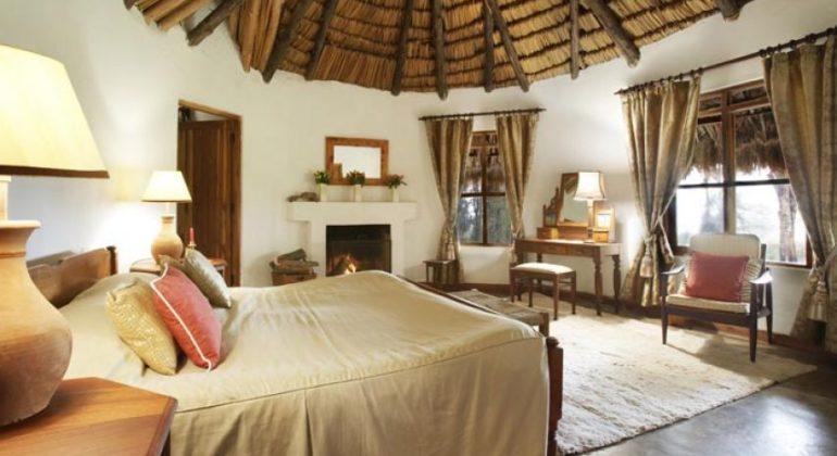 Loldia House Bedroom
