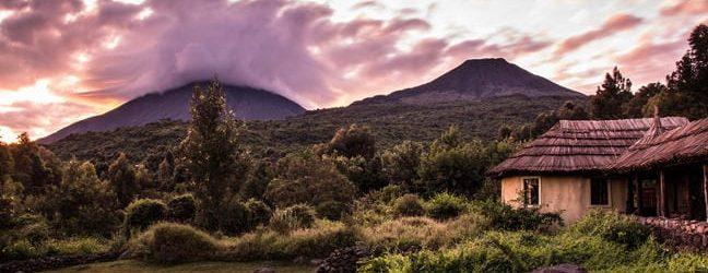 Mount Gahinga View